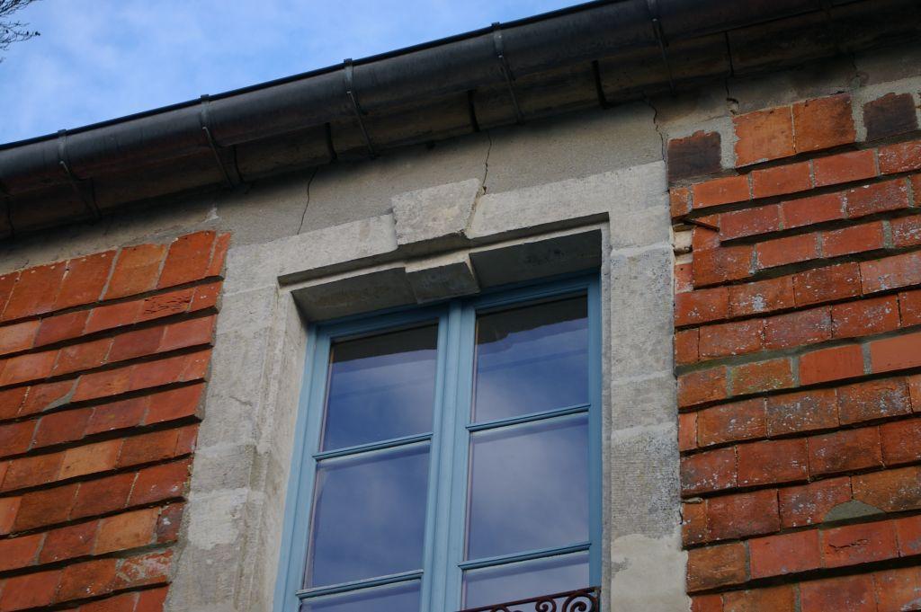 Fissures sur maison ancienne 5 messages - Fissure facade maison ancienne ...