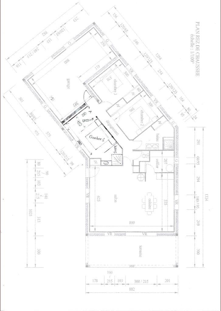 Quel sont vos avis sur plan de maison 110m2 de plein pied 18 messages - Plan de maison 110m2 ...