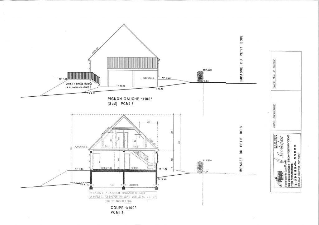 Notre future maisons pierre libre oise for Demande de prorogation de permis de construire
