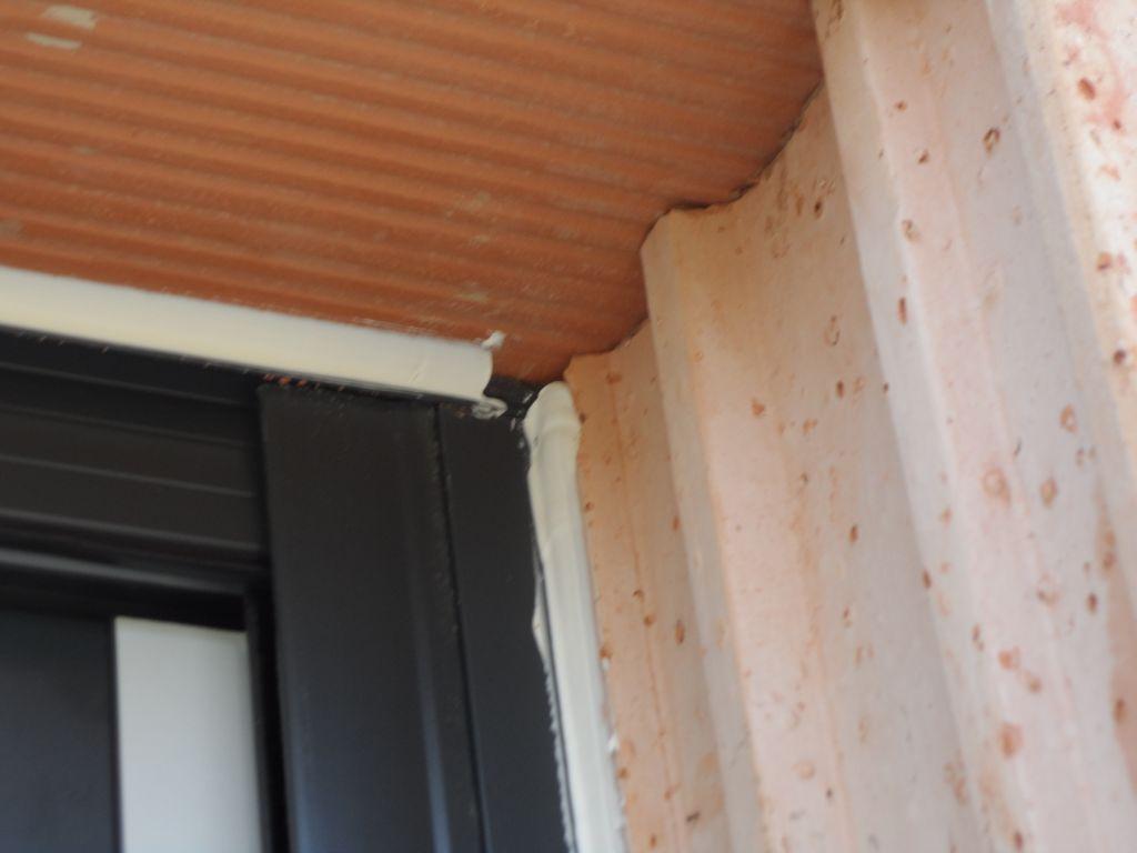 joint extérieur baie vitrée
