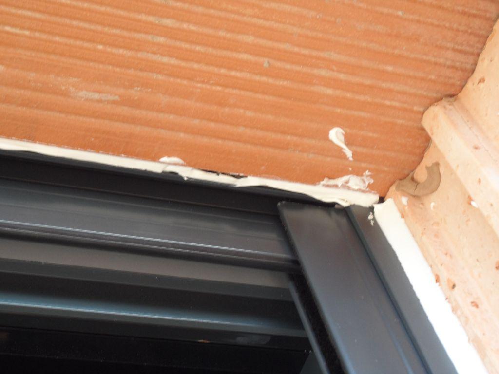 baie vitrée 2 finition