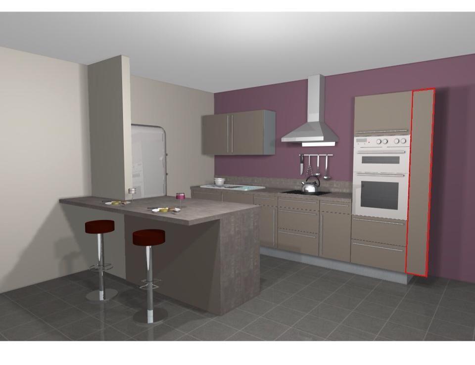 Visite de pr r ception simulation cuisine but k sako st andre de sang - Simulateur cuisine 3d ...