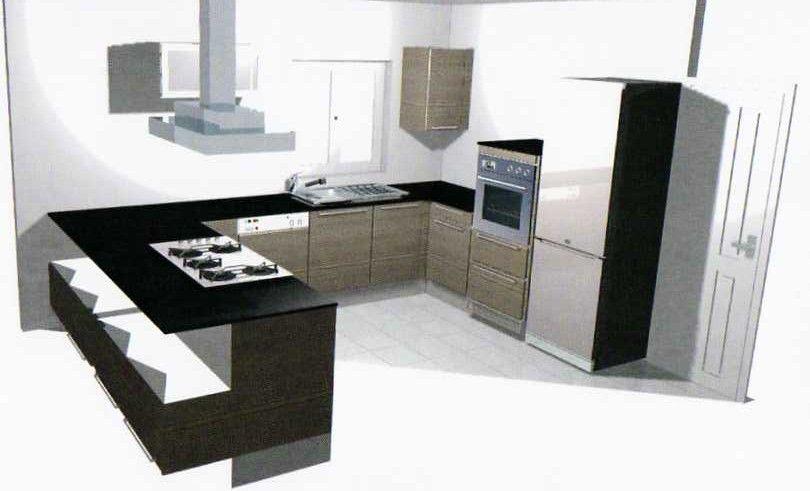 Photo 2 de la cuisine