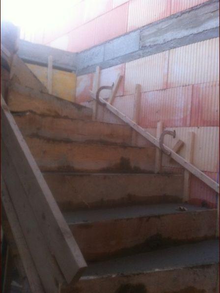 Coulage escalier