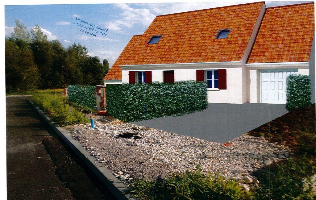 Simulation maison sur terrain PC2