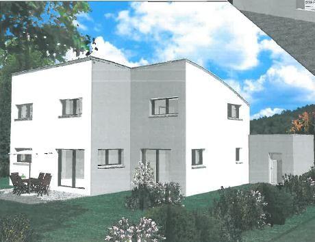 Version avec toit en zinc (arrière)