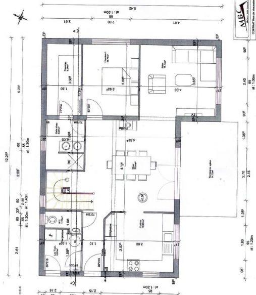 viabilisation rouziers de touraine indre et loire. Black Bedroom Furniture Sets. Home Design Ideas