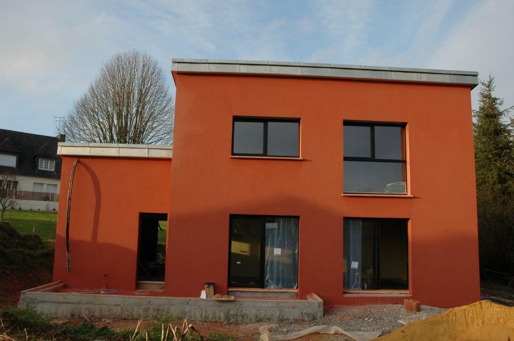Crepi facade exterieure quelles couleurs pour une faade - Quelle peinture pour facade en crepi ...