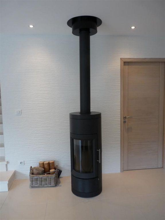 r ception rampe fer forg ms poirier et po le bois hauts de seine. Black Bedroom Furniture Sets. Home Design Ideas