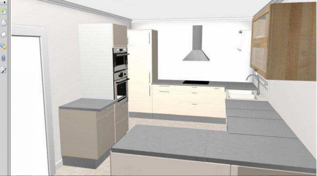 Les projets implantation de vos cuisines 8700 messages - Logiciel implantation cuisine ...
