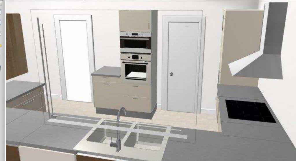 les projets implantation de vos cuisines 8902 messages page 303. Black Bedroom Furniture Sets. Home Design Ideas