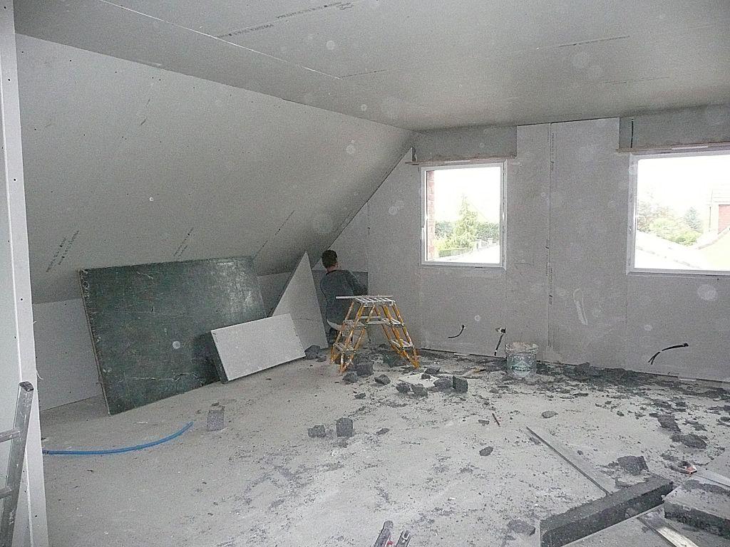 Cloison isolation jour 2 cloison isolation jour for Nettoyage puisard garage