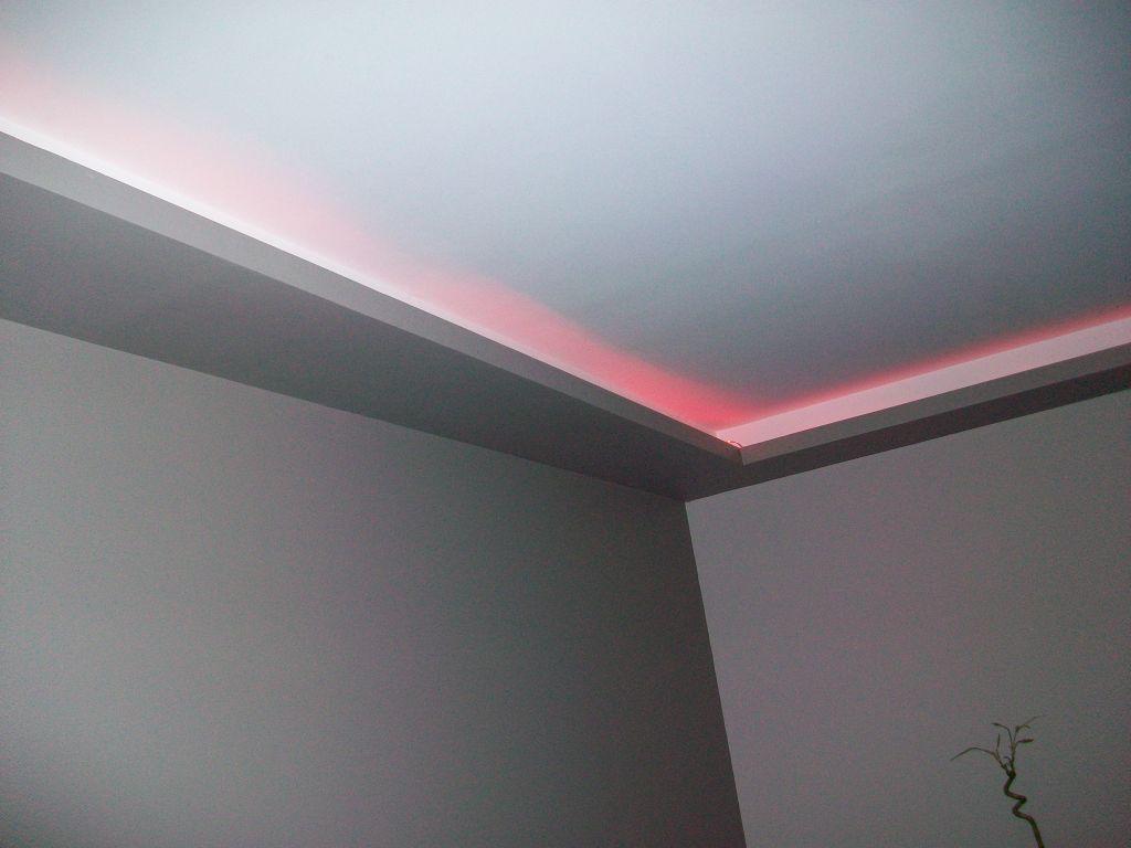 Photos de faux plafond avec lumi re indirecte groupes for Les gorges en platre