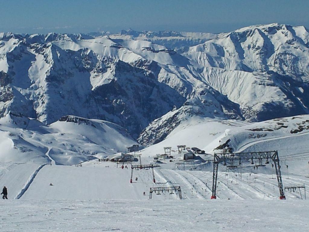 Les 2 Alpes - Altitude 3400m