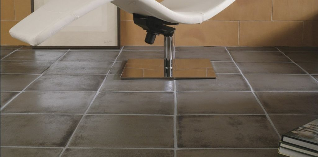Carrelage en terre cuite - EARTH