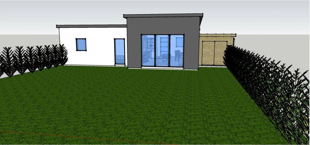 abris de jardin bois coll maison en limite de propri t 6 messages. Black Bedroom Furniture Sets. Home Design Ideas
