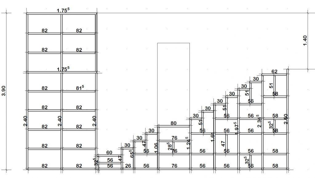Quel bois pour fabriquer un escalier avec rangement 5 for Plan construire un escalier