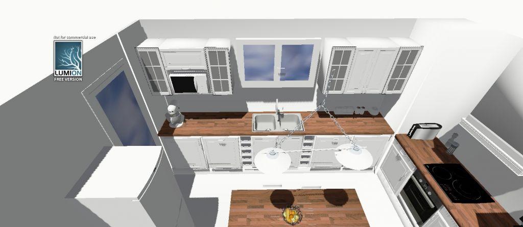 Maison maitre d 39 oeuvre lavaur lavaur tarn for Cuisine 16m2