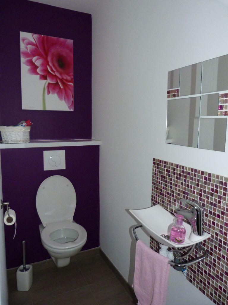 WC mobilier blanc - Serans (Orne - 61) - mars 2013