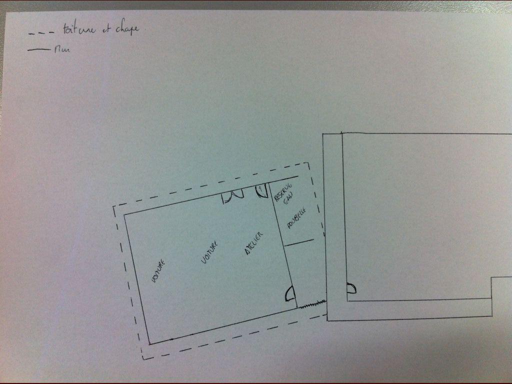 autoconstruction garage ossature bois 14 messages. Black Bedroom Furniture Sets. Home Design Ideas