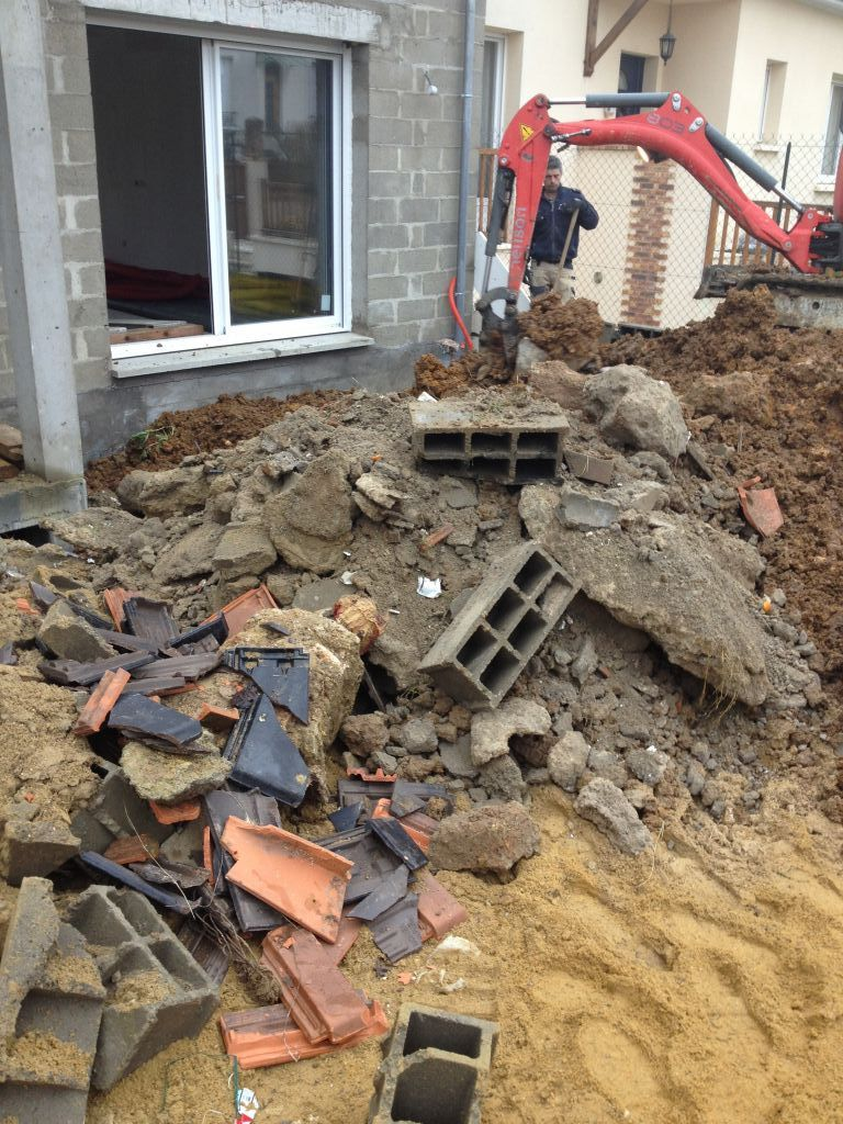 Fin isolation et cloisonnement yvelines for Nettoyage puisard garage