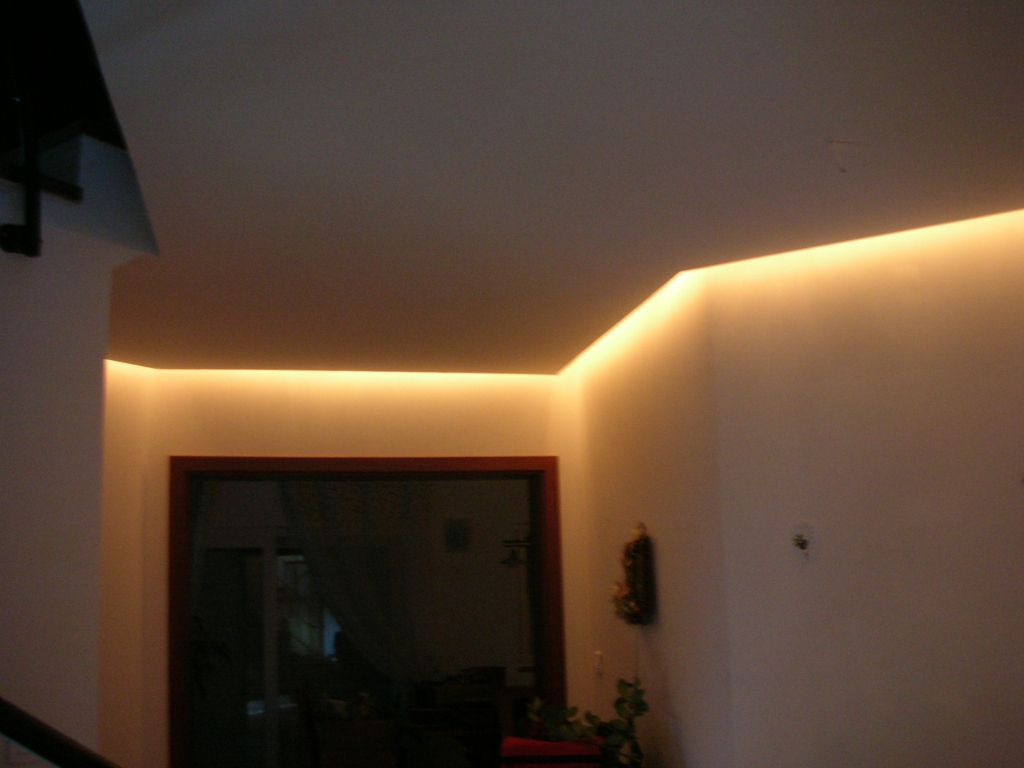 eclairage indirect plafond led. Black Bedroom Furniture Sets. Home Design Ideas