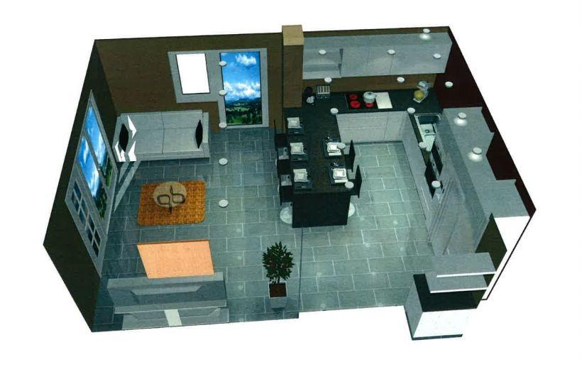votre avis concernant les plan et devis cuisine darty en u. Black Bedroom Furniture Sets. Home Design Ideas