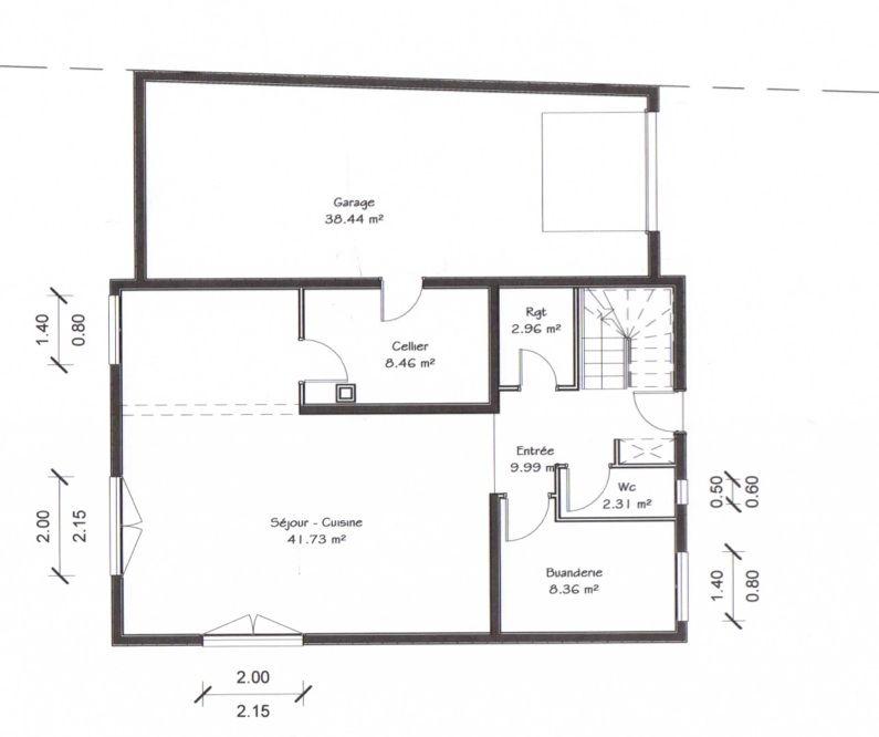 Maison 130 m2 47 messages for Budget construction maison 130 m2