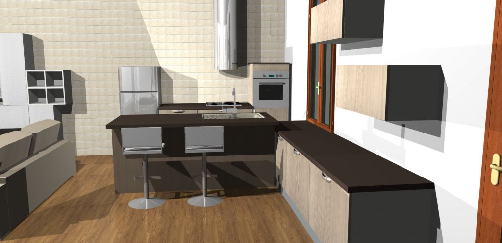 les projets implantation de vos cuisines 8700 messages page 314. Black Bedroom Furniture Sets. Home Design Ideas