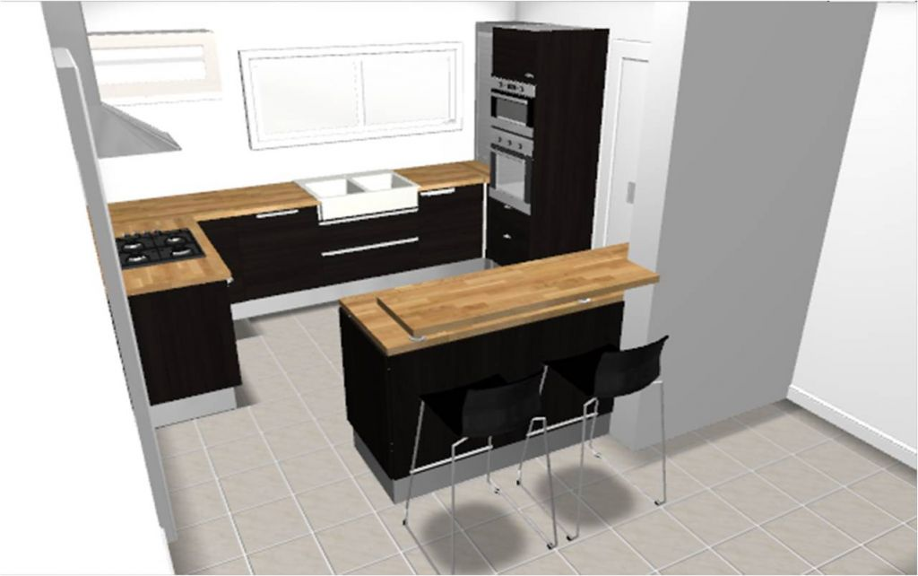les projets implantation de vos cuisines 8902 messages page 317. Black Bedroom Furniture Sets. Home Design Ideas