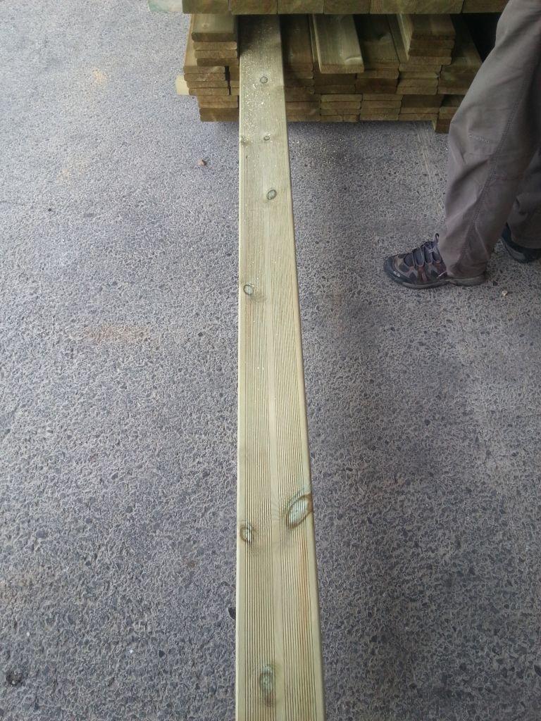 Terrasse bois sur sol meuble 7 messages for Terrasse sur sol meuble