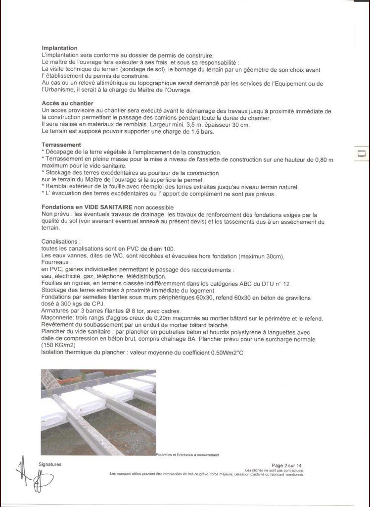 Prix Gros Oeuvre Maison M Great Extension En Surlvation With