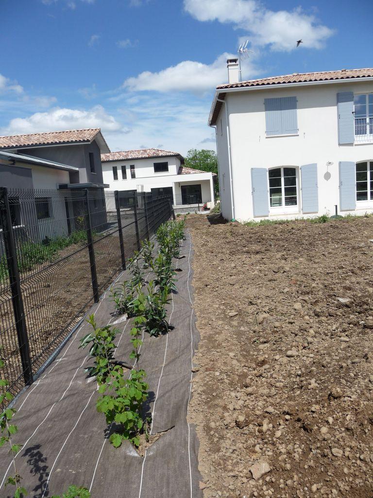 Jardin et clôture - Jardin et clôture, Toulouse (Haute ...