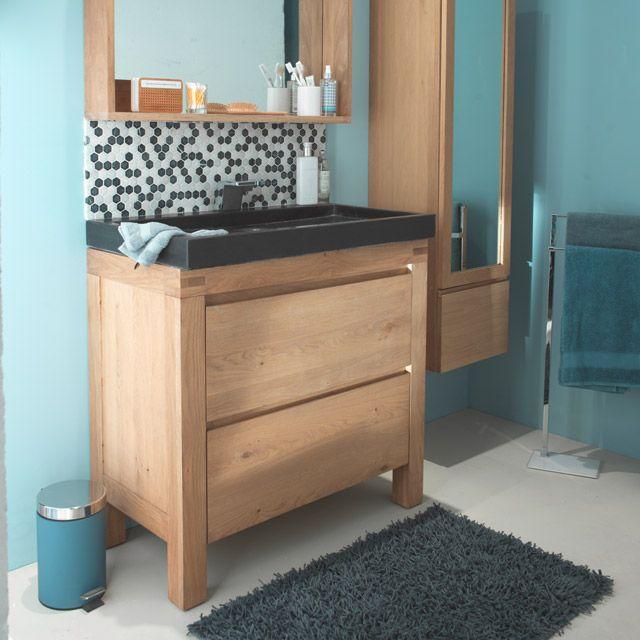 Carrelage salle d 39 eau parquet tage peintures wasselonne bas rhin - Casto meuble salle de bain ...