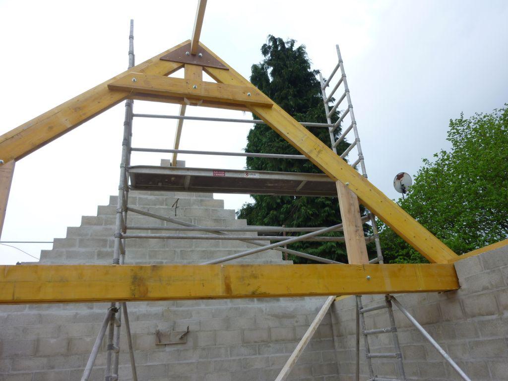 Réalisation plancher bois pour stockage 20 messages # Solivage Plancher Bois