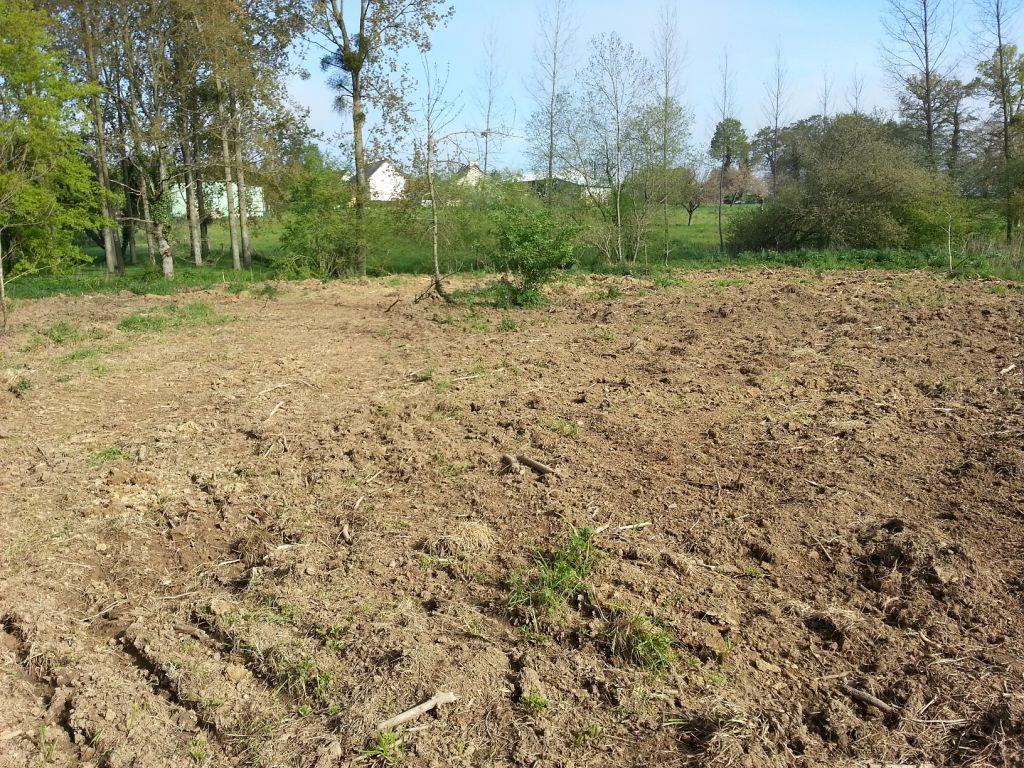 Notre future maison au nord de rennes mouaze ille et for Combien coute un terrain constructible
