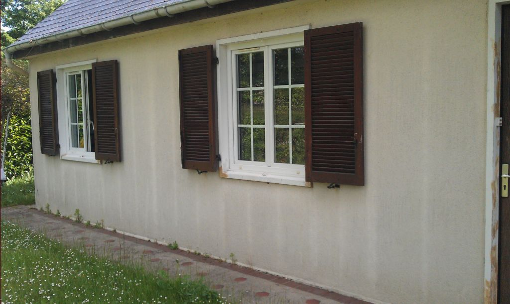 renovation maison ossature bois 1970