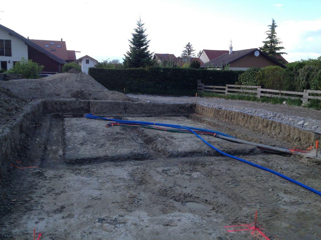 terrassement / viabilisation