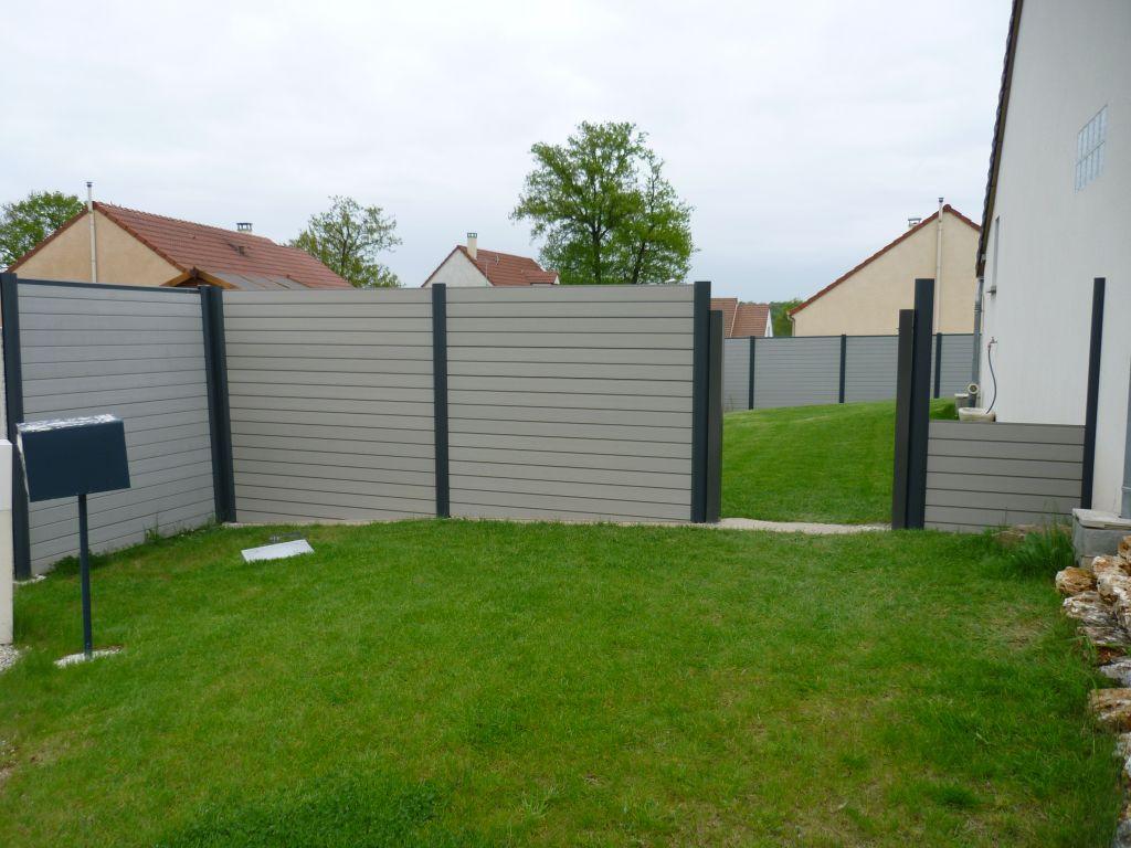 Palissade Bois Leroy Merlin Prix vos avis sur les clôtures en bois composite - 89 messages