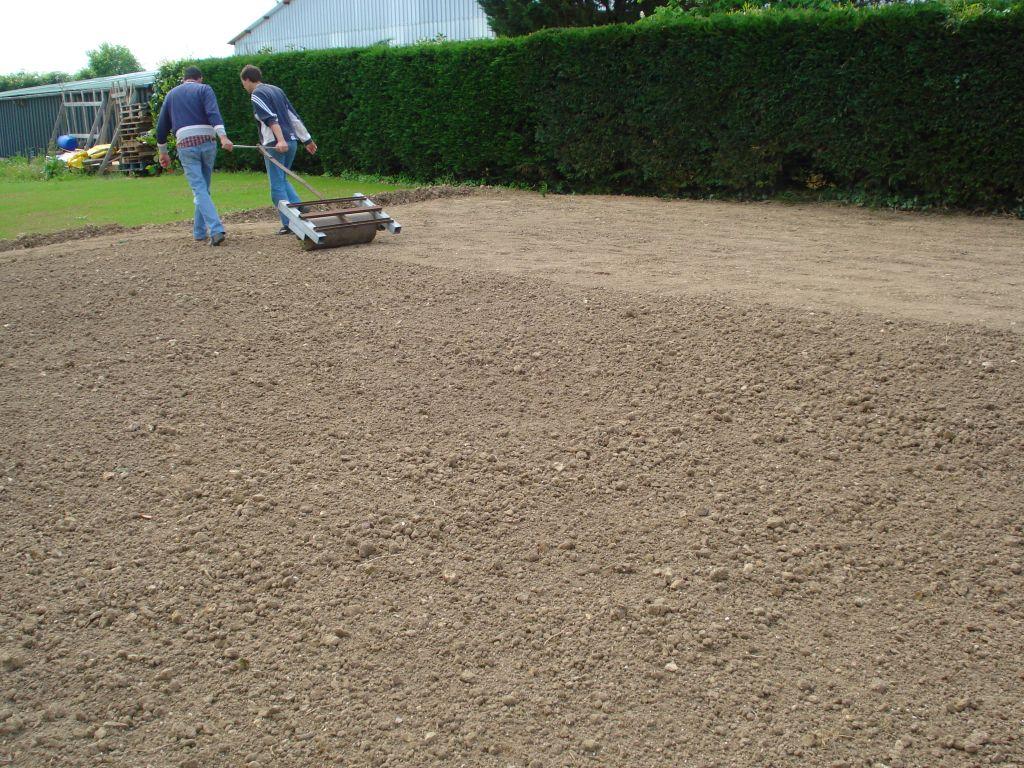 D coration salle de bain la pelouse gencay vienne - Arrosage gazon apres semis ...