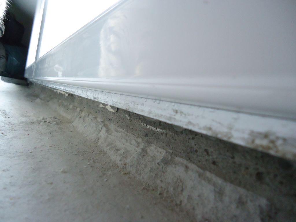 condensation sous une porte fen tre 51 messages. Black Bedroom Furniture Sets. Home Design Ideas