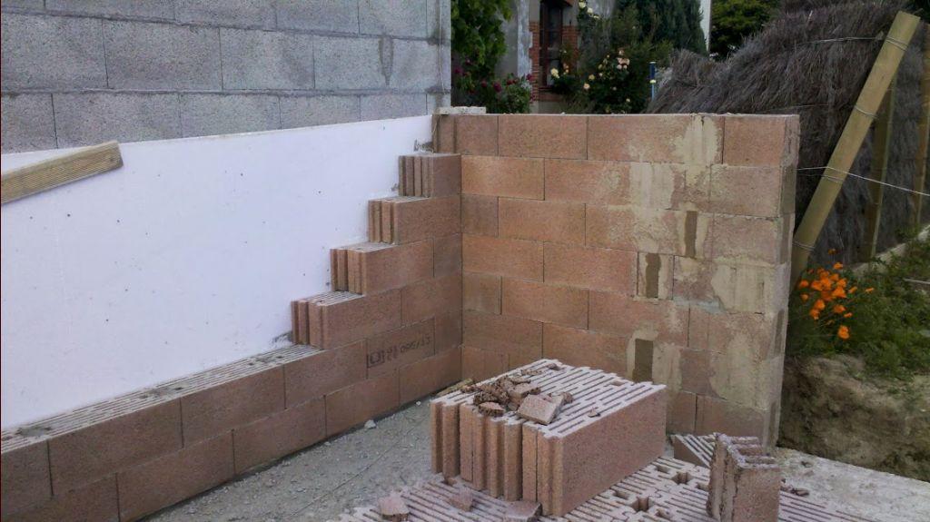 espace de 4cm entre deux murs mitoyens a qui la faute. Black Bedroom Furniture Sets. Home Design Ideas
