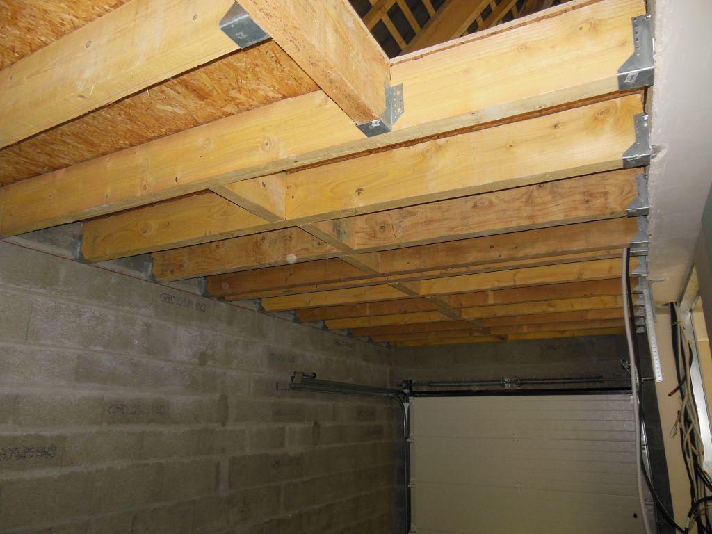 plancher bois garage pos bandeau pvc aussi conduit et sortie poujoulat en place monts. Black Bedroom Furniture Sets. Home Design Ideas
