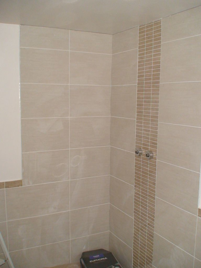 Carrelage design percer carrelage mural moderne design for Nettoyer les joints de carrelage de douche