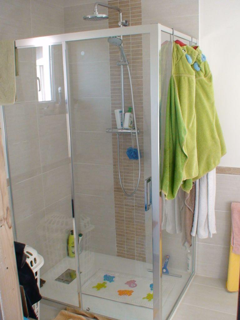 Il reste du travail allez la fin du r cit jusqu 39 ce - Cabine de douche ikea ...