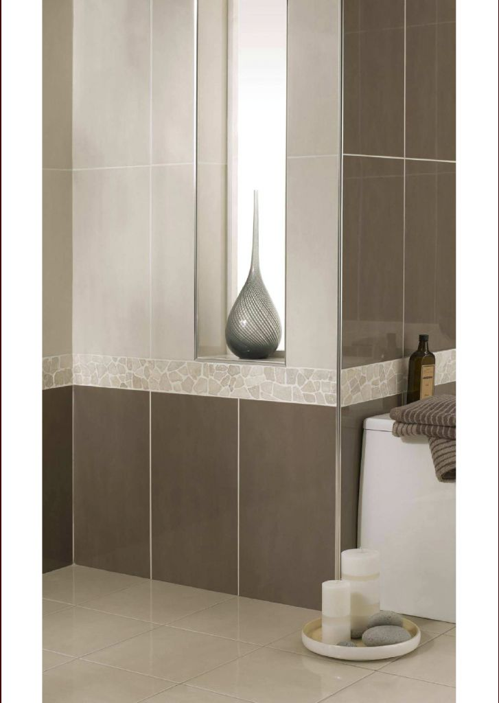 ... murale de la salle de bains - Décoration - Salle de bain - salle d