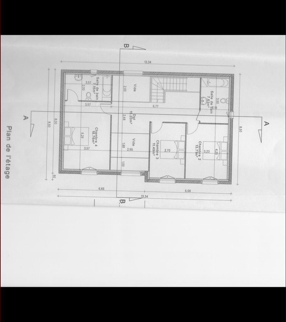 1 er etage