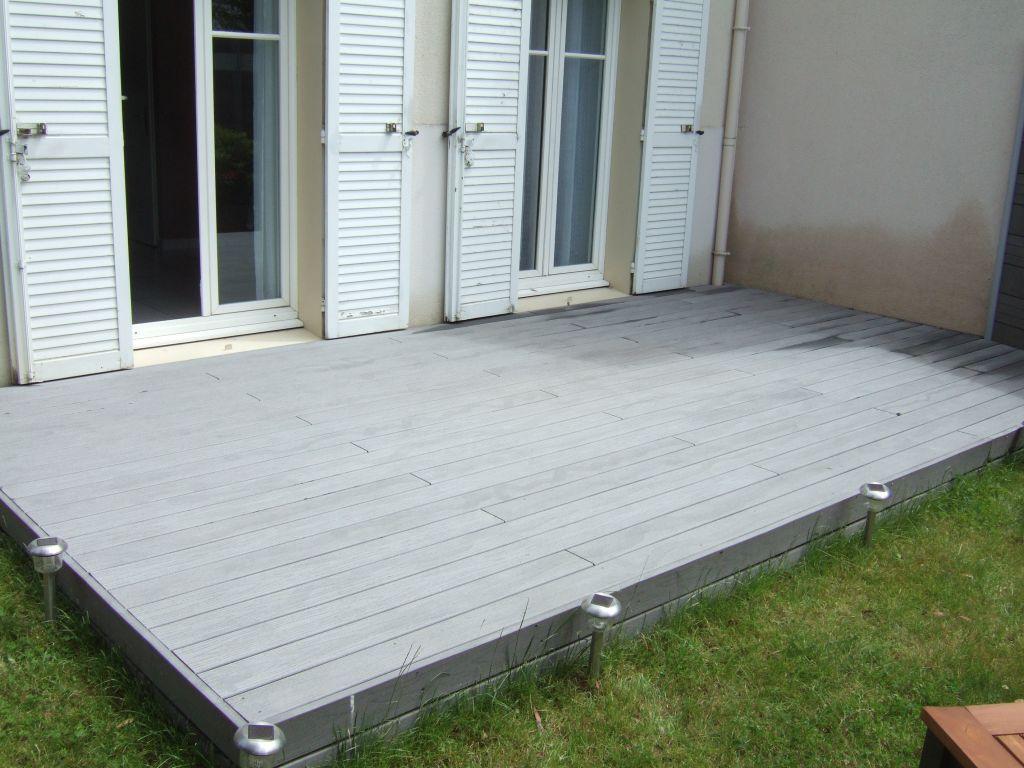 terrasse bois composite fiberon directement sur pelouse 38 messages page 3. Black Bedroom Furniture Sets. Home Design Ideas