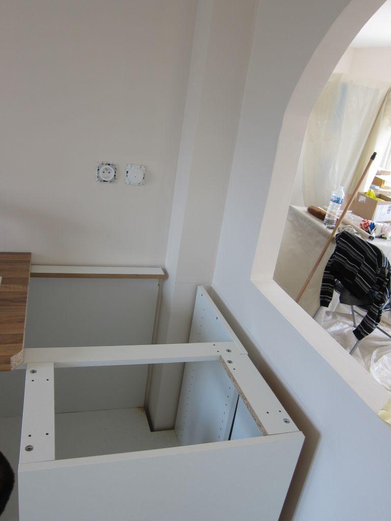 Decoupe D Un Meuble Fa 157 Ikea Faktum 12 Messages # Mueble Faktum Ikea