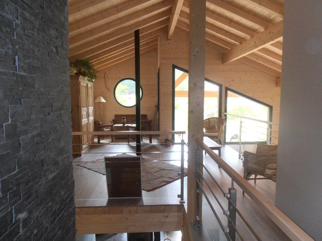 Autre pièce habitable 30m2 revêtement bois / lambris - Reinhardsmunster (Bas Rhin - 67) - juin 2013